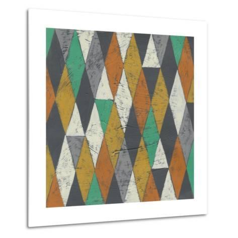 Lucien's Pattern I-Chariklia Zarris-Metal Print
