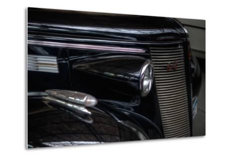 Classic Car-Nathan Wright-Metal Print