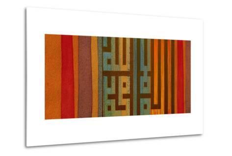 The Language of Color II-Irena Orlov-Metal Print