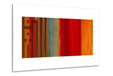 The Language of Color I-Irena Orlov-Metal Print