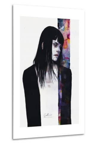 Through Your Own Fault-Agnes Cecile-Metal Print