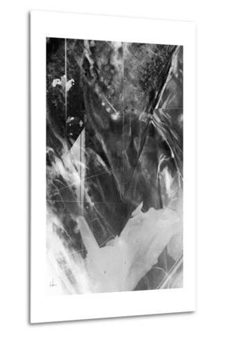 Black Crystal-Alexis Marcou-Metal Print