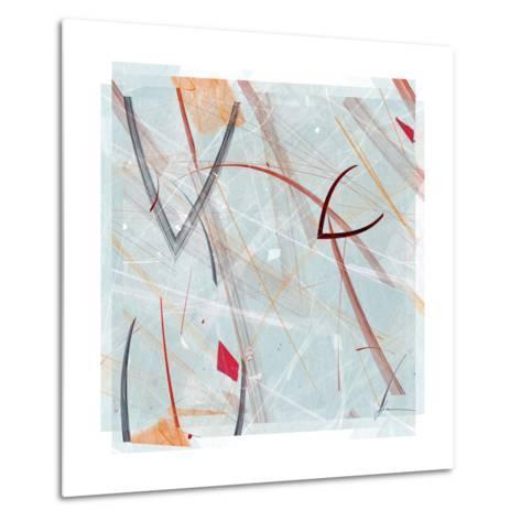 Vectora Panel III-James Burghardt-Metal Print
