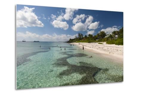Spotts Beach, Grand Cayman, Cayman Islands, West Indies, Caribbean, Central America-Sergio Pitamitz-Metal Print