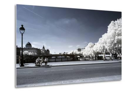 Another Look at Paris-Philippe Hugonnard-Metal Print
