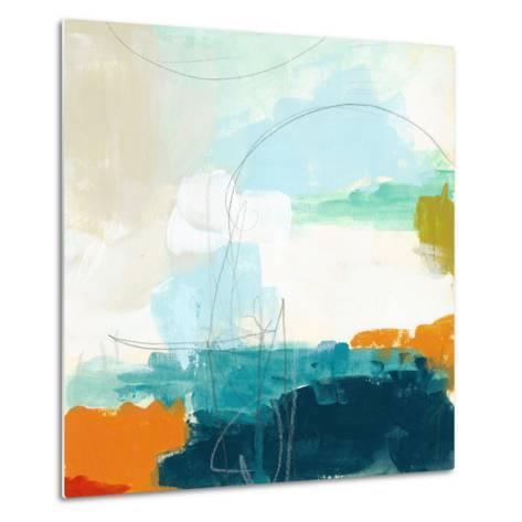 Atmospheric VII-June Erica Vess-Metal Print