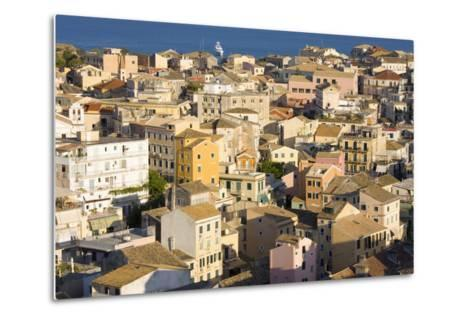 View over the Old Town from the New Fortress-Ruth Tomlinson-Metal Print