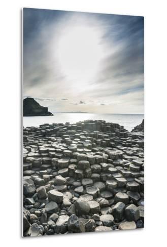 The Giants Causeway, County Antrim, Ulster, Northern Ireland, United Kingdom-Michael Runkel-Metal Print