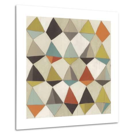 Pattern Undulation II-June Erica Vess-Metal Print