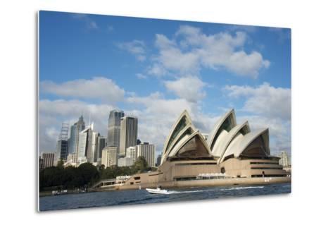 The Sydney Opera House in Sydney, Australia-Joel Sartore-Metal Print