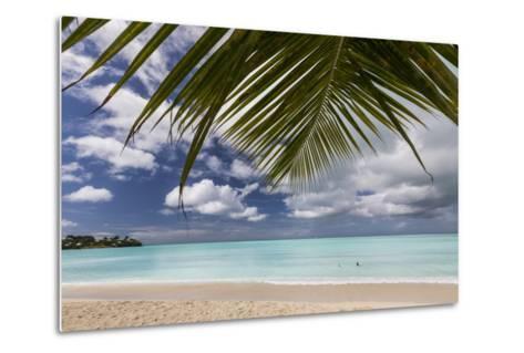 Valley Church, Antigua, Leeward Islands, West Indies-Roberto Moiola-Metal Print