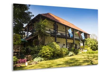 The Historical Mandala House, Blantyre, Malawi, Africa-Michael Runkel-Metal Print