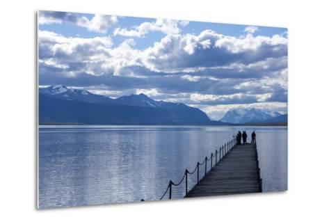 Puerto Natales, Tierra Del Fuego, Chile-Peter Groenendijk-Metal Print