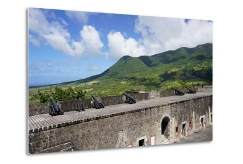 Brimstone Hill Fortress, St. Kitts, St. Kitts and Nevis-Robert Harding-Metal Print