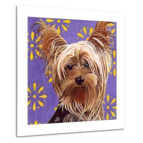 Dlynn's Dogs - Ringo-Dlynn Roll-Metal Print