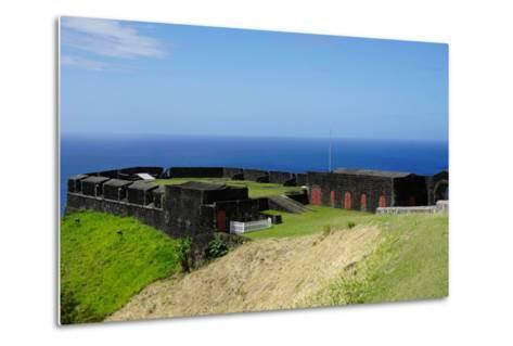 Brimstone Hill Fortress, St. Kitts, St. Kitts and Nevis-Robert Harding-Metal Print