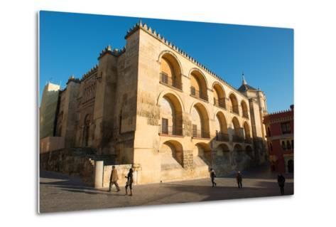 The Mezquita of Cordoba, Andalucia, Spain-Carlo Morucchio-Metal Print