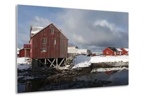 Andenes, Vesteralen Islands, Arctic, Norway, Scandinavia-Sergio Pitamitz-Metal Print