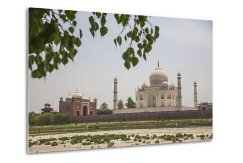 The Taj Mahal, Agra, Uttar Pradesh, India-Roberto Moiola-Metal Print