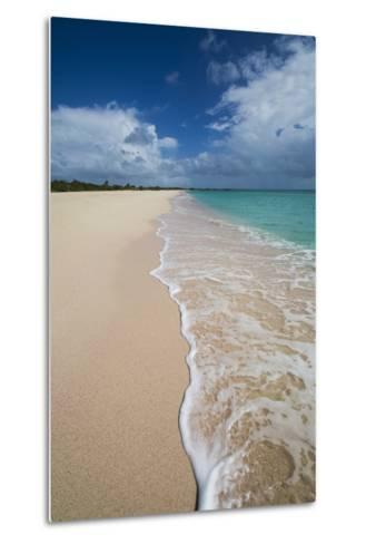 Pink Sand Beach Is Located on the Southwest Coast of the Small Island of Barbuda-Roberto Moiola-Metal Print