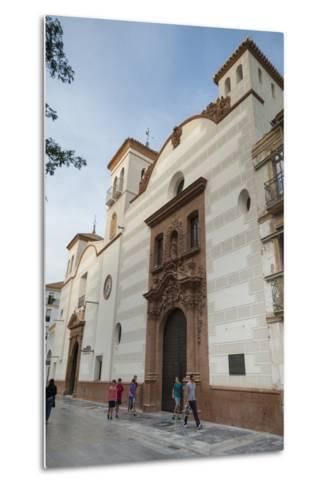 Museo De Bordados Del Paso Blanco (Mubbla Museum), Lorca, Region of Murcia, Spain-Michael Snell-Metal Print