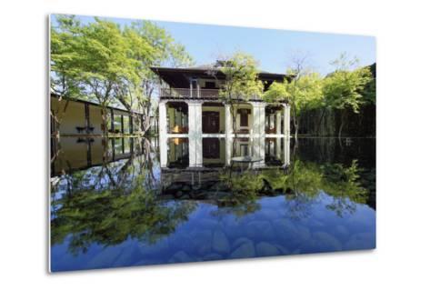 Anantara Hotel and Spa, Chiang Mai, Lanna, Thailand, Southeast Asia, Asia-Alex Robinson-Metal Print