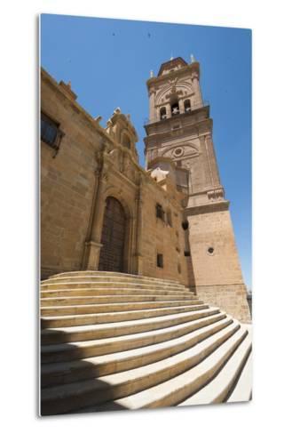Guadix, Province of Granada, Andalucia, Spain-Michael Snell-Metal Print