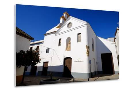 Nuestra Senora De La Paz Church, Cordoba, Andalucia, Spain-Carlo Morucchio-Metal Print