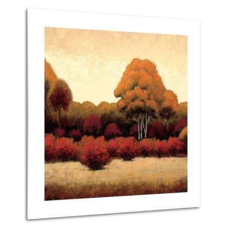 Autumn Forest I-James Wiens-Metal Print