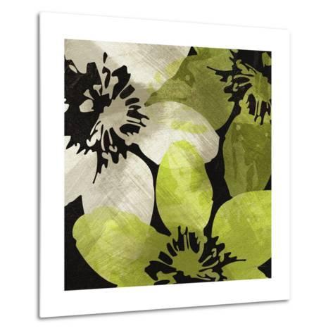 Bloomer Tiles V-James Burghardt-Metal Print