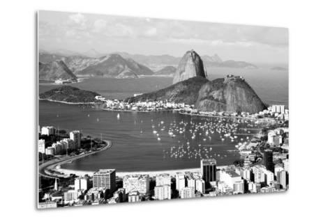Sugarloaf Mountain In Rio De Janeiro-CelsoDiniz-Metal Print