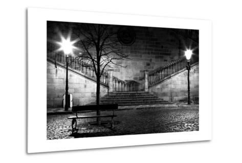 Charles Bridge From The Side Of Mala Strana, Prague-Nataliya Hora-Metal Print