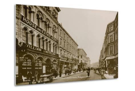 Westbourne Grove, Bayswater, London--Metal Print