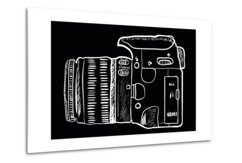 Camera 2-Trankvilizator-Metal Print