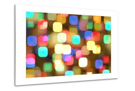 Abstract Colourful Lights- greatpapa-Metal Print