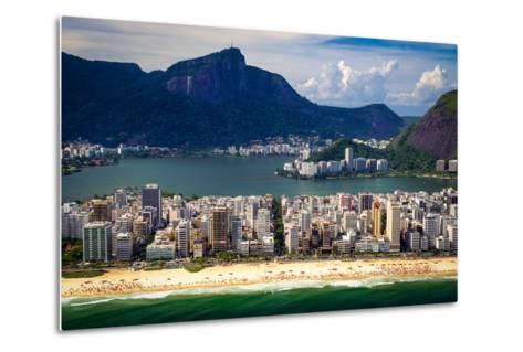 Ipanema Beach-CelsoDiniz-Metal Print