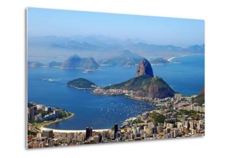 Sugar Loaf - Rio De Janeiro-BrunoFerreira-Metal Print