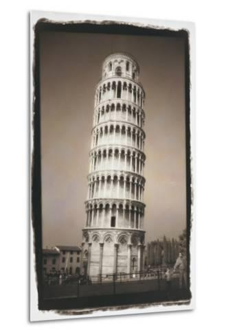Leaning Tower of Pisa-Theo Westenberger-Metal Print