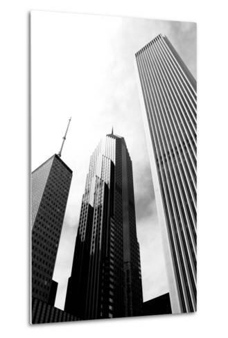 Chicago-cpenler-Metal Print