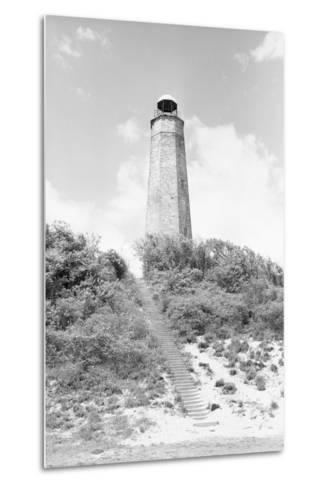 Old Cape Henry Lighthouse-Philip Gendreau-Metal Print