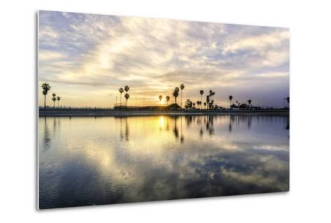 Mission Bay, San Diego, California-f8grapher-Metal Print