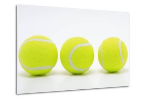Tennis Balls-bao-Metal Print