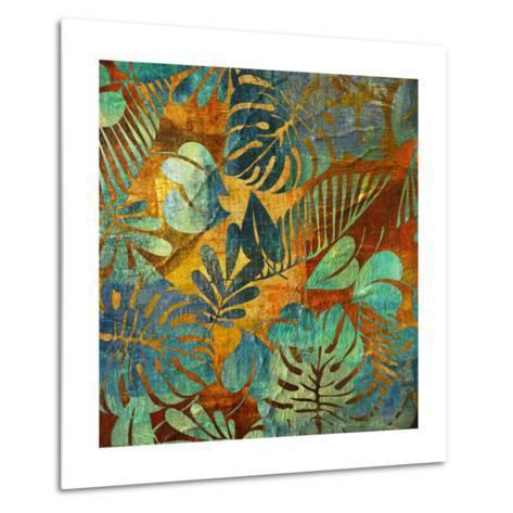 Art Vintage Floral Background. To See Similar, Please Visit My Portfolio-Irina QQQ-Metal Print