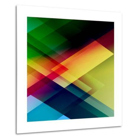 Abstract Colorful-Click Bestsellers-Metal Print
