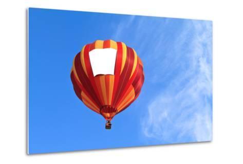 Hot Air Balloon-topseller-Metal Print