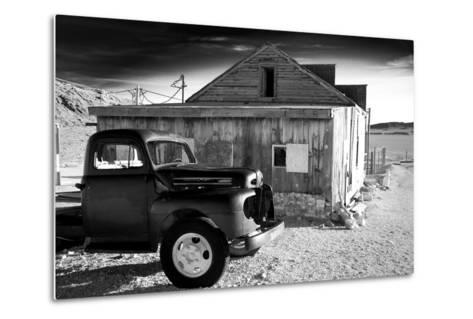 Old Truck and General Store-Scott Prokop Photography-Metal Print