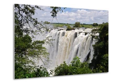 Victoria Falls, Zambezi River, Africa-Marc Scott-Parkin-Metal Print