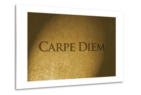 Carpe Diem-thomaca-Metal Print
