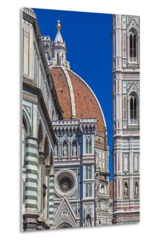 Details Cathedral Florence-CreativeNaturePhotography-Metal Print