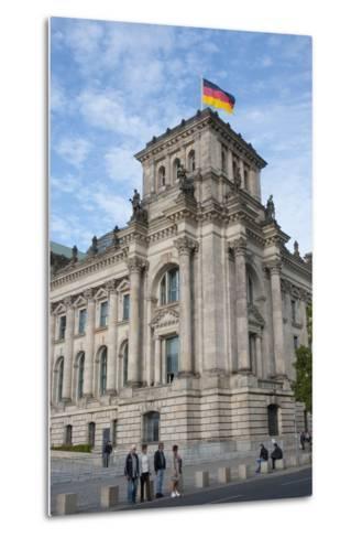 Bundestag, Berlin, Germany-Inger Hogstrom-Metal Print